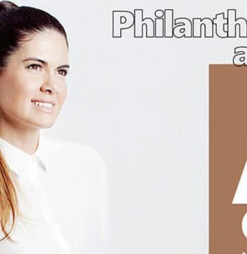 Anne Fontaine – Philanthropy And Fashion