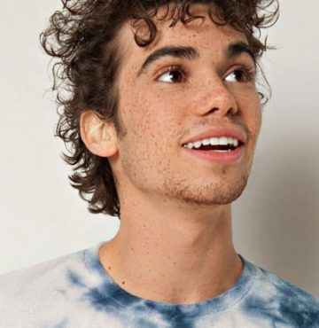 Heart Of Gold, Cameron Boyce