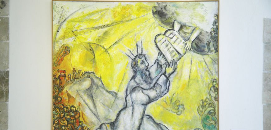 Biblical Message By Marc Chagall – The Museum Of Nice
