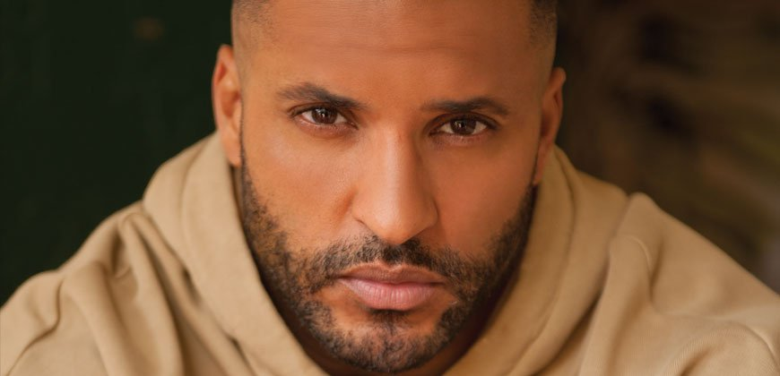 Driven By Love – Ricky Whittle