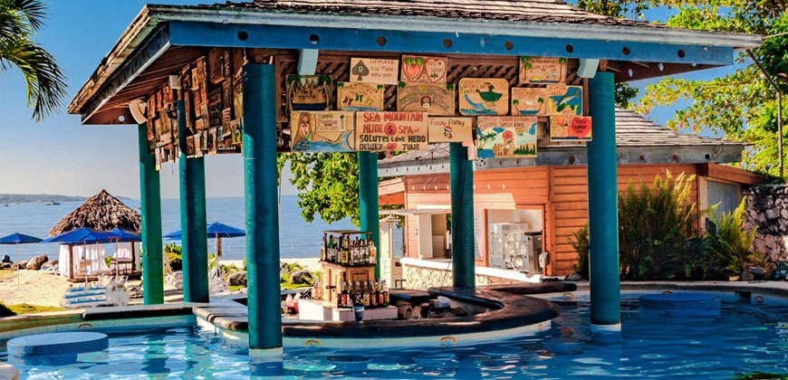 24-7 Happy Hour, Negril Jamaica