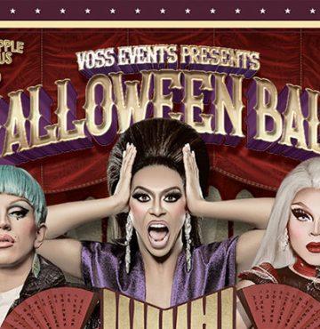Halloween Ball: Shangela VS. Miss Vanjie